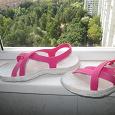 Отдается в дар пляжная женская обувь 40 размер
