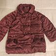 Отдается в дар Куртка демисезонная на девочку р 74