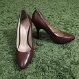 Отдается в дар брендовые итальянские туфли,VICINI, размер 35,5
