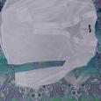 Отдается в дар Белая рубашка, 42-44 размер