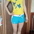 Отдается в дар Летние футболки, шорты 42-44 р