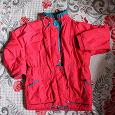 Отдается в дар курточка детская для дачи