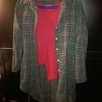 Отдается в дар Рубашка удлиненная/платье 44-46