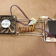 Отдается в дар Вентилятор для системного блока