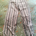 Отдается в дар Летние брюки, размер 48