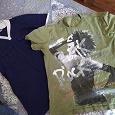 Отдается в дар мужская футболка S