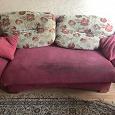 Отдается в дар Диван-кровать, нуждается в чистке и ремонте
