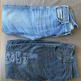 Отдается в дар Мужские джинсы спортивные штаны