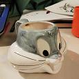 Отдается в дар Кружка детская керамическая
