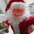Отдается в дар Фигурка Деда Мороза