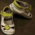 Отдается в дар Детская обувь, туфельки для девочки, 13 см, 22 р-р