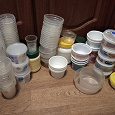 Отдается в дар Много пластика