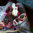 Отдается в дар Обувь детская — размер 23-24