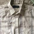 Отдается в дар Рубашка мужская с коротким рукавом размер 39/176
