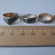 Отдается в дар Три кольца «Северная чернь»