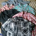 Отдается в дар Мужские рубашки на подростка