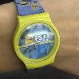 Отдается в дар Детские часы Миньоны