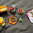 Отдается в дар Маленькие игрушки