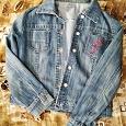 Отдается в дар Джинсовая куртка женская 44-46
