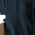 Отдается в дар Платье теплое черное 46-48