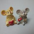 Отдается в дар Фигурки «Мышата»