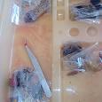 Отдается в дар Стразы — остатки от алмазной вышивки