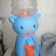Отдается в дар Детский кулер для воды