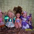 Отдается в дар Куклы-малышки.