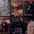 Отдается в дар Новая порция фильмов ужасов на DVD дисках