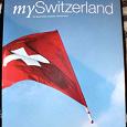 Отдается в дар Журнал на английском о Швейцарии