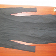 Отдается в дар платье с длинным рукавом 44-46