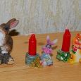 Отдается в дар Сувенир (фигурка кролика)