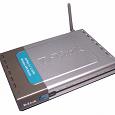 Отдается в дар Wi-Fi роутер D-LINK DI-824VUP+