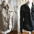 Отдается в дар Две женские ветровки 44 размер куртки
