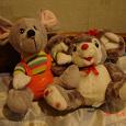 Отдается в дар мягкая игрушка мышь мягкая-2 штуки