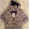Отдается в дар курточка на осень pull&bear