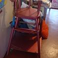 Отдается в дар Детский стульчик