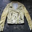 Отдается в дар Куртка косуха нат.кожа (нужен ремонт или на ХМ)