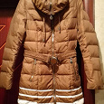 Отдается в дар Пуховик на девушку 42 размера Snow Classic
