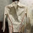 Отдается в дар Блузка-рубашка качественная Xs(40-42)