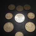 Отдается в дар Монетки советские и современные
