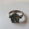 Отдается в дар кольцо серебрянное -размер 18-18,5