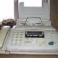 Отдается в дар Факс-копир-телефон.