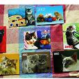 Отдается в дар Календарики с кошками :3