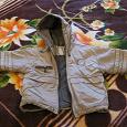 Отдается в дар Детская курточка 104 размер