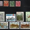 Отдается в дар Почтовые марки Кубы