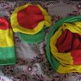 Отдается в дар раста-шапки и шарф