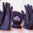 Отдается в дар перчатки и рукавичка правые