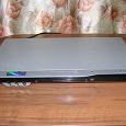 Отдается в дар DVD плеер LG DK-677X Караоке