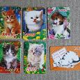 Отдается в дар Календарики «Кошки».